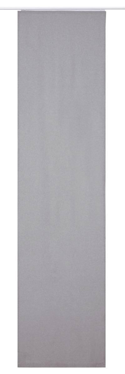 Flächenvorhang Elbersdrucke  Lino grau
