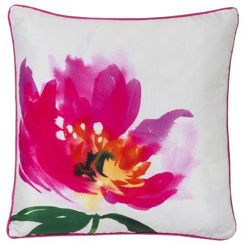 Kissen freundin Home Collection  Summer Breeze offwhite-pink