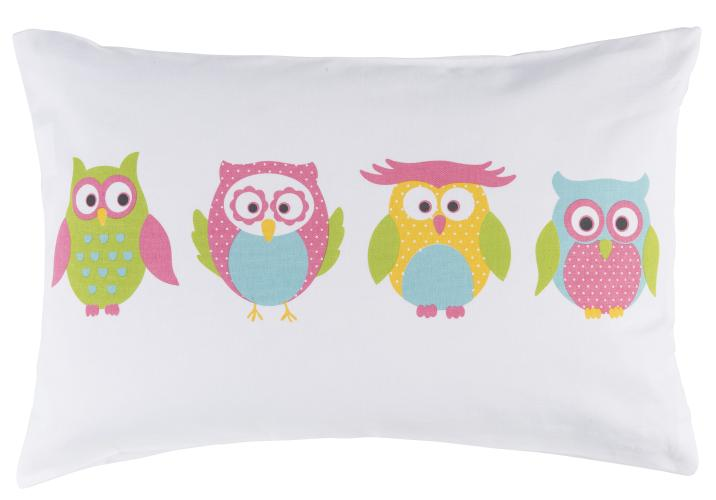 Kissen Kids & Teens  Little Owl bunt