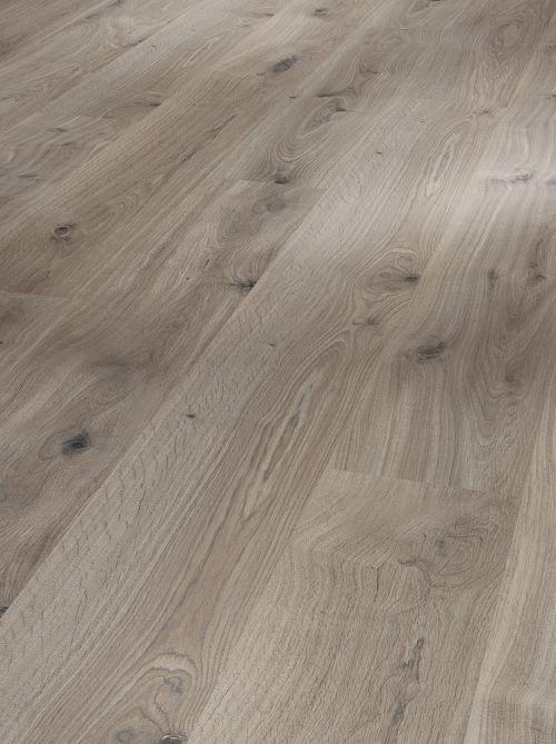 Parador Laminat Basic 400, Eiche basalt Grau, Landhausdiele