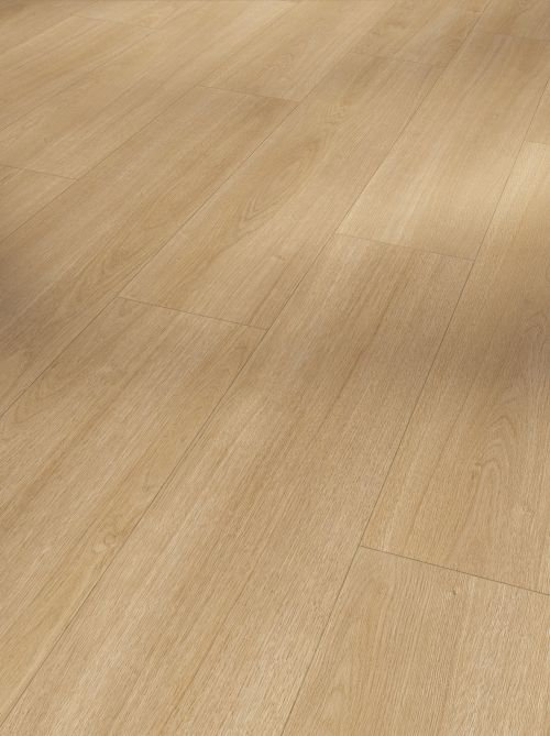 Parador Laminat Basic 600, Eiche Prestige Natur, breite Landhausdiele