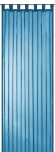 Schlaufenschal Elbersdrucke  Feel Good Uni blau