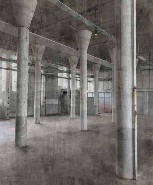 Tapete Rasch, Factory IV, 429725