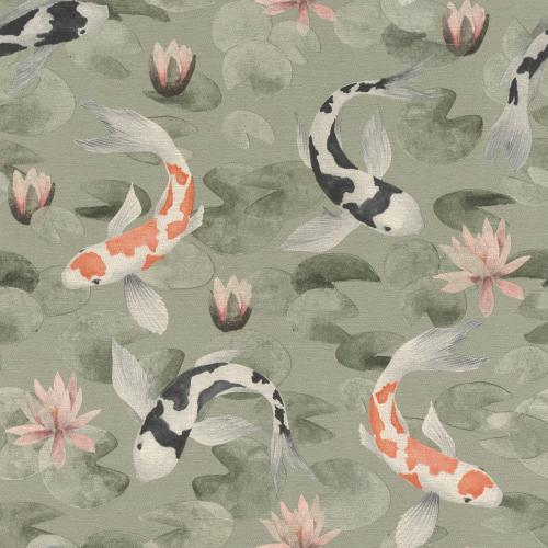 Tapete Rasch, Kimono, 409437