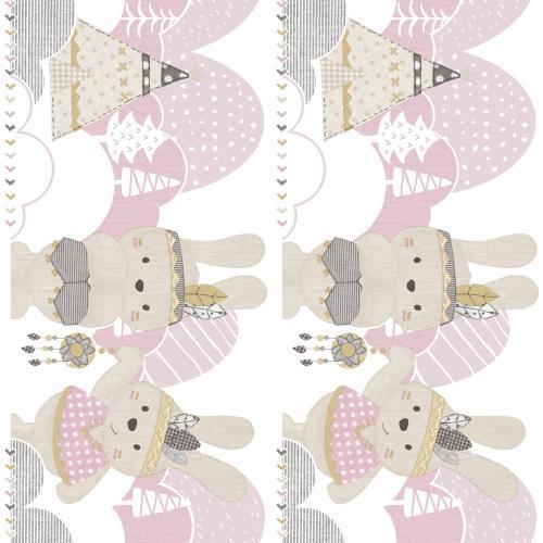 Borte Rasch Textil, Babylandia, 5494
