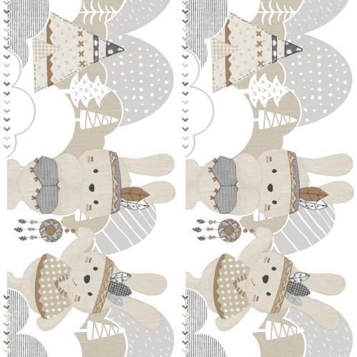 Borte Rasch Textil, Babylandia, 5495