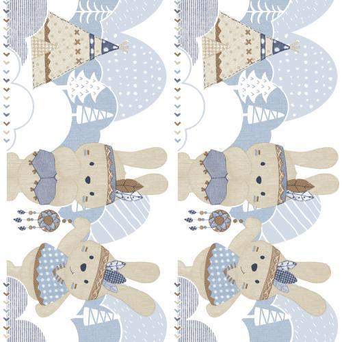 Borte Rasch Textil, Babylandia, 5496