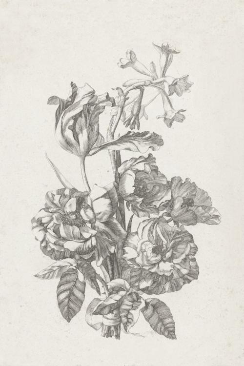 Photowall Rasch Textil, Blush, 158887