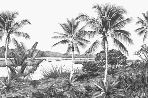 Photowall Rasch Textil, Jungle Fever, 158901
