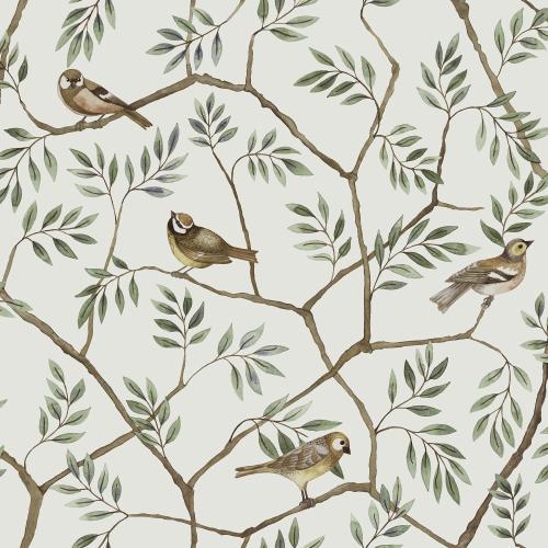 Tapete Rasch Textil, Lelia, 127017