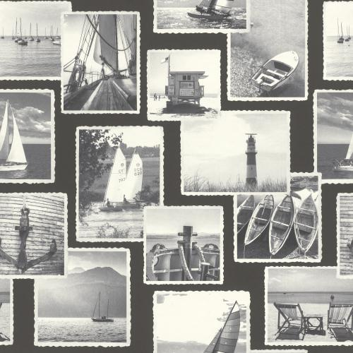 Tapete Rasch Textil, Regatta Crew, 138957